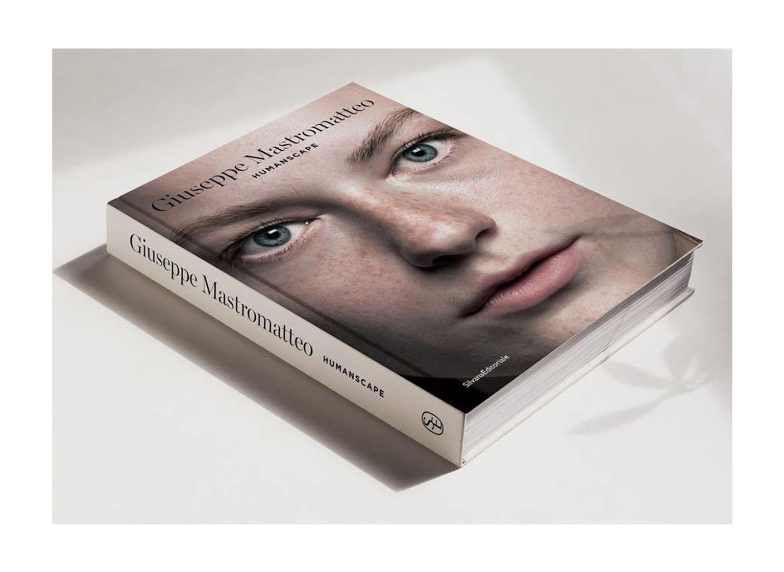 Giuseppe Mastromatteo Humanscape book