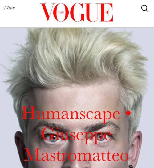 Giuseppe Mastromatteo Vogue